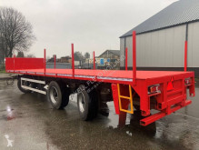 Dercks 10m20 meesturende as trailer used
