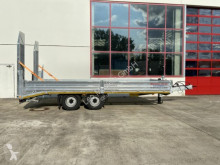 Möslein heavy equipment transport trailer Neuer Tandemtieflader, 6,20 m Ladefläche, Stahl