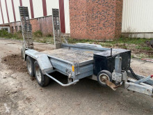 Amca Noval heavy equipment transport trailer