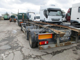 Samro Porte caissons trailer used container
