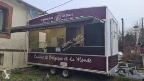 Remorque magasin Hubière