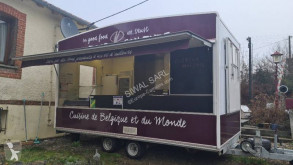 Remolque tienda Hubière