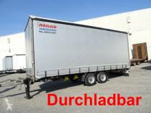 Möslein Tandem- Planenanhänger Durchladbar trailer used tarp