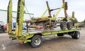 Robuste Kaiser PORTE ENGINS CARROSSERIE PLATEAU trailer used flatbed