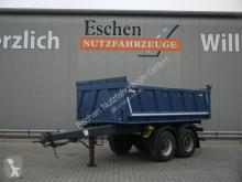 Rimorchio ribaltabile Meiller MZDA18/21,3-Seiten-Kipper, Rollplane, BPW Achsen