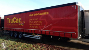 System Trailers tautliner semi-trailer A&D german