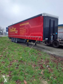 System Trailers semi-trailer new tautliner
