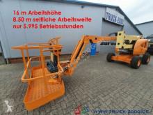Aanhanger Lift 450 AJ Hubarbeitsbühne Arbeitshöhe 16m tweedehands platte bak