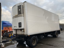 Dapa 2 AS + THERMOKING + LAADKLEP trailer used mono temperature refrigerated