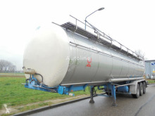 Dijkstra全挂车 3-Axle Tank / 3 Compartiments (12-10-12) / SAF / NL 油罐车 二手