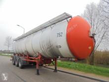 Rimorchio Van Hool 3-Axle Tank / 29.000 L / Foodstuf / Iso Tank / 4x In Stock cisterna usato