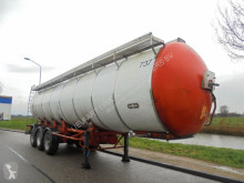 Rimorchio cisterna Van Hool 3-Axle Tank / 29.000 L / Foodstuf / Iso Tank / 4x In Stock