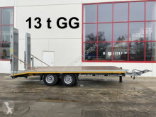 Möslein 13 t Tandemtieflader-- Neuwertig -- trailer used heavy equipment transport