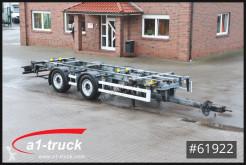 Wecon tandem BDF verzinkt 7,45 / 7,82, SAF Achse trailer used chassis