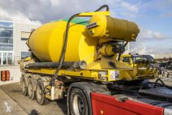 Trailer beton molen / Mixer Liebherr BETON MIXER - 12M³