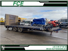 Verem VEREM PF10D10 trailer used heavy equipment transport