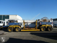 Goldhofer TLUA 25/42 Kabelwagen trailer used heavy equipment transport