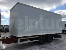 Lecitrailer LTRC-2E 7800 G N 13 trailer used moving box