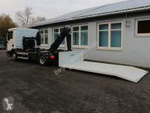 Neu Abrollcontainer City Plateu flatbed ny