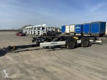 Krone Tandem- BDF- Wechselanhänger trailer used chassis
