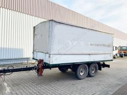 Flatbed trailer EAL-TA 8.6 EAL-TA 8.6