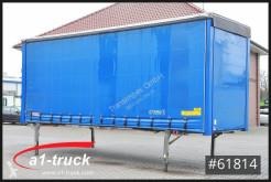 Equipamientos carrocería caja con lona Wecon WPR 7,82 BDF Jumbo verzinkt, Code XL, DCE 9.5