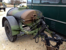 Lohr trailer used tanker