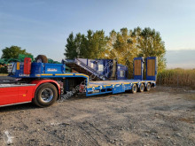 Römork Lider LOWBED LWBD3A Remorque 3 essieux taban yeni