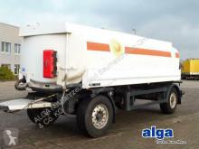 Tanker trailer Esterer, 2 Kammern, 18.890ltr., Untenbefüllung