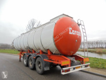 Van Hool 3-Axle Tank / 29.000 L / Foodstuff / Iso Tank / 4x In Stock semi-trailer used tanker