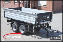 Schwarzmüller 3 Seitenkipper-Tandem, 11m³, M-Serie trailer new tipper