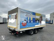 Rimorchio Möslein Tandemkoffer + Ladebordwand furgone usato