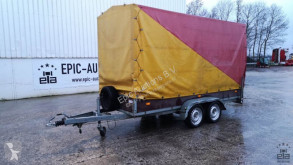 Tautliner trailer Limburger