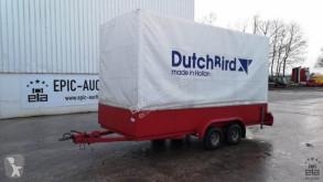 Hapert box trailer K 2000