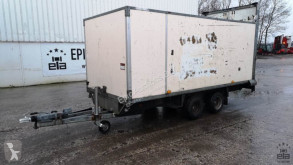 Wesco trailer used box