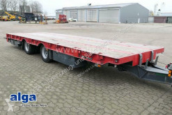 GS Meppel ANC 2000C, Plattform, Rungen, SAF trailer used heavy equipment transport