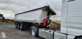 Schmitz Gotha trailer used construction dump