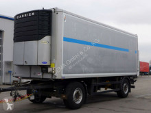 Ackermann VA-F18/7.1*Carrier Maxima 1000*LBW* trailer used refrigerated