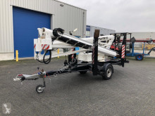 Remorque nacelle Niftylift 170 H D E, Aanhangerhoogwerker 17 meter