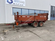 Gilibert RE70BTB trailer damaged tipper