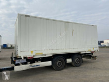 Krone furgon típusú felépítmény BDF- Wechselkoffer C 7,45Typ: WK 7.3 RSTG