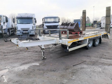 Gourdon PE80RD trailer used heavy equipment transport