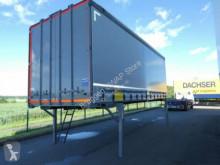 Equipamientos carrocería caja con lona Krone Heck mit Portaltüren