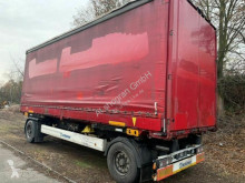 Krone AZ DB07L trailer used tarp