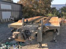 Verem PF150D PLATEAU STANDARD trailer used flatbed
