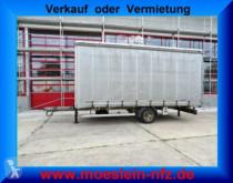 1 Achs Planenanhänger Ultralight trailer used tarp