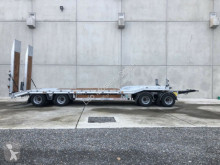 Möslein heavy equipment transport trailer 4 Achs Tieflader- Anhänger, Neufahrzeug