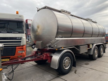 Remolque cisterna Burg BPA 10-18 Z + HOBUR TANK 22400 LITER