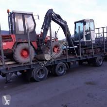 全挂车 机械设备运输车 科罗尼 ADP 22