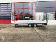 Heavy equipment transport trailer Tandemtieflader